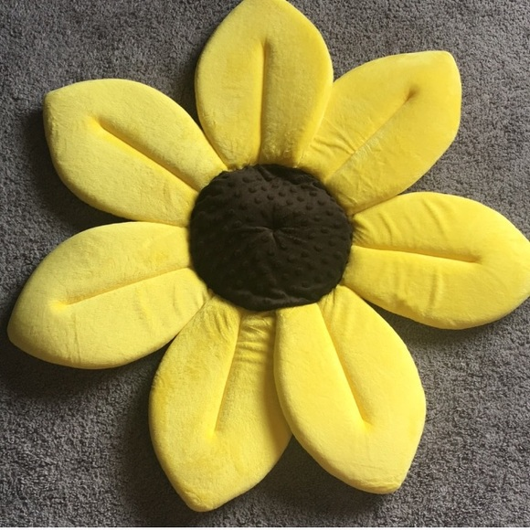 Other   Blooming Flower Bath Cushion For Babies   Poshmark